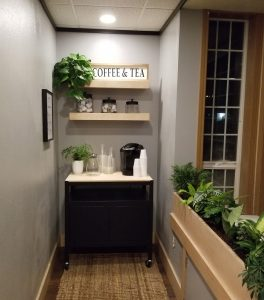 Beverage Station Marysville Massage Clinic